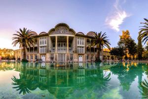 حديقة إرام في ايران