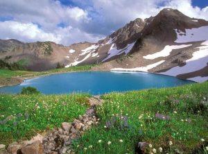 صور ايران - بحيرة بَرم ألوان