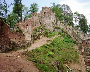 صور شمال - قلعة رودخان