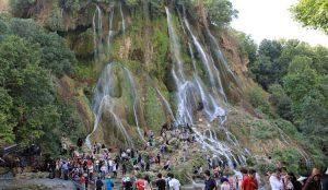 صور ایران - شلال آب سفید